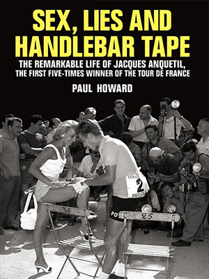 sex lies and handlebar tape bicycle book